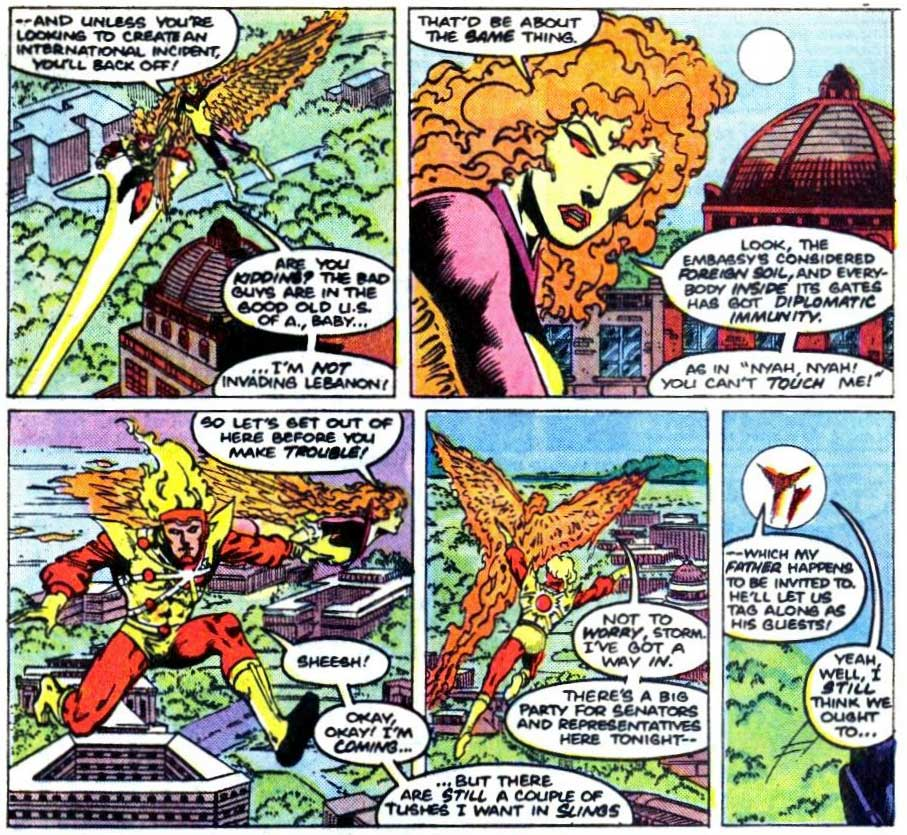 Fury of Firestorm #27 (Sept 1984)