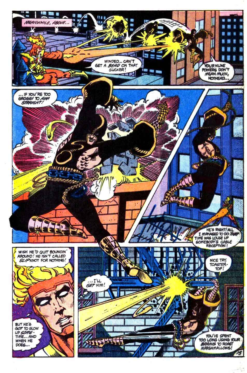 Other Bronze Age Comics Collectibles The Fury Of Firestorm #28