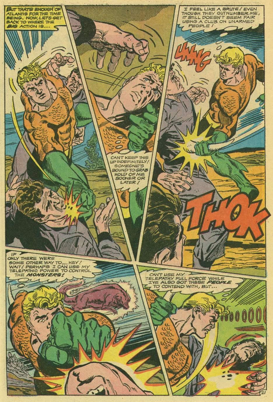 Aquamam #41 by Steve Skeates, Jim Aparo, and Dick Giordano