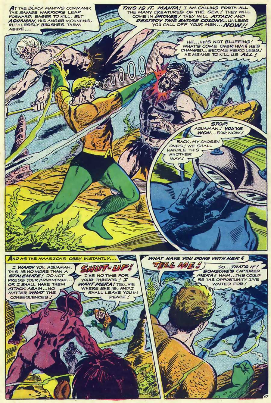 Aquaman #42 by Steve Skeates, Jim Aparo, and Dick Giordano