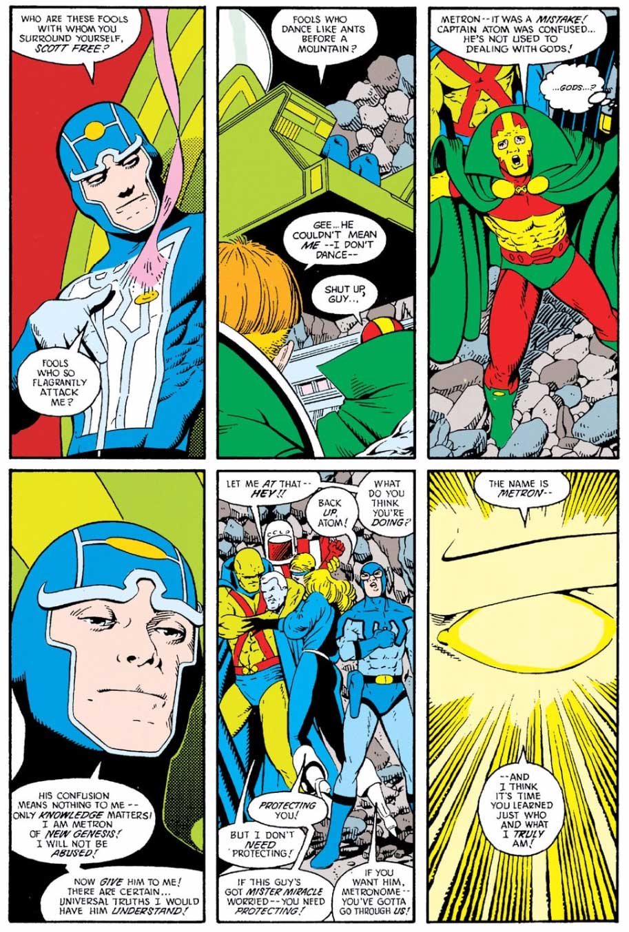Justice League International #12 by Keith Giffen, JM DeMatteis, Kevin Maguire, and Al Gordon