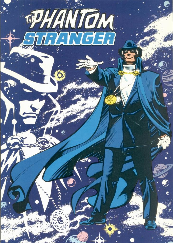 Who's Who in the DC Universe #8 - The Phantom Stranger by Kieron Dwyer and George Freeman