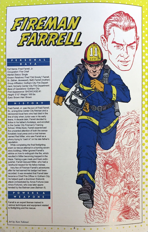 Who's Who - Fireman Farrell by Xum Yukinori