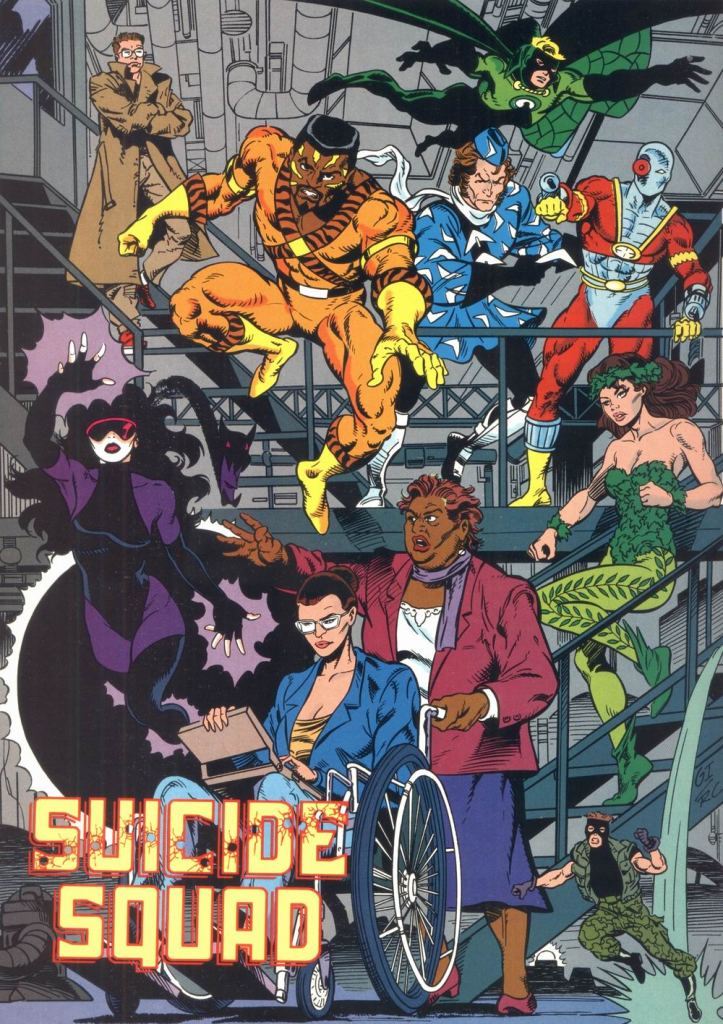 Who's Who in the DC Universe #12 - Suicide Squad by Geoff Isherwood and Robert Campanella